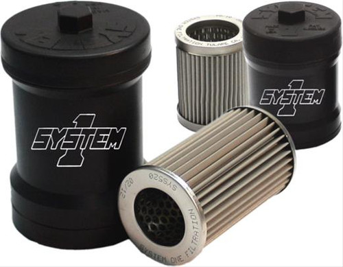 System 1 Filtration/Faria Eng Fuel Filters 200-201705B