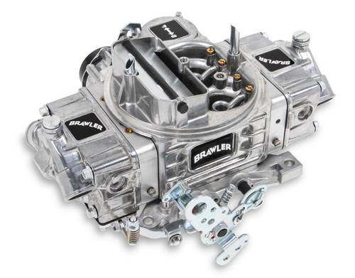 Quick Fuel Brawler Die-Cast Series 4150 Carburetor 650 cfm BR-67255 with FREE SHIPPING