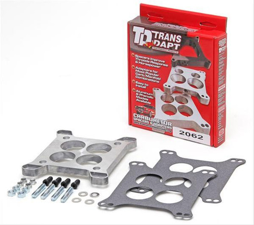 Trans-Dapt Performance Products Carburetor Adapters 2062