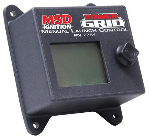 MSD Ignition Manual Launch Controllers 7751