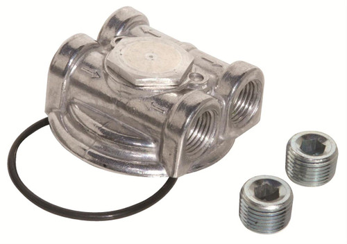 Perma-Cool Dual Port Spin-On Oil Filter Adapters 3791