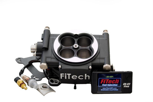 FiTech Fuel Injection Go EFI 4 600 HP Self-Tuning Systems with G-Surge Modules 33002
