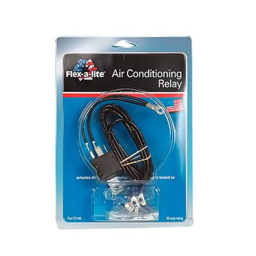 Flex-a-lite 20 Amp A/C Relay Harnesses 31146