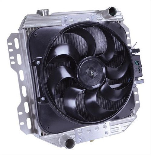 Flex-a-lite Aluminum Radiator and Fan Kits 50167R