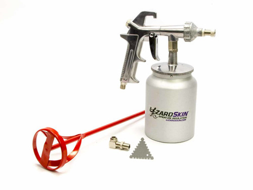 LizardSkin SuperPro Spray Gun Kits 1 Quart Cup 50125