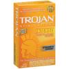 Trojan Intense Ribbed Condoms