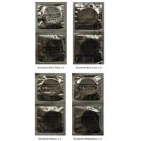 Condomi Trial Pack (8 Pack)
