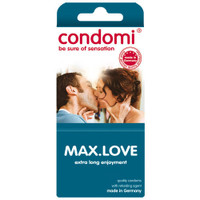 Condomi Max Love Condoms