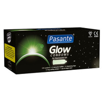 Pasante Glow Condoms Bulk Packs