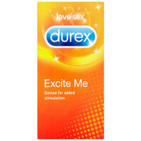 Durex Excite Me Condoms
