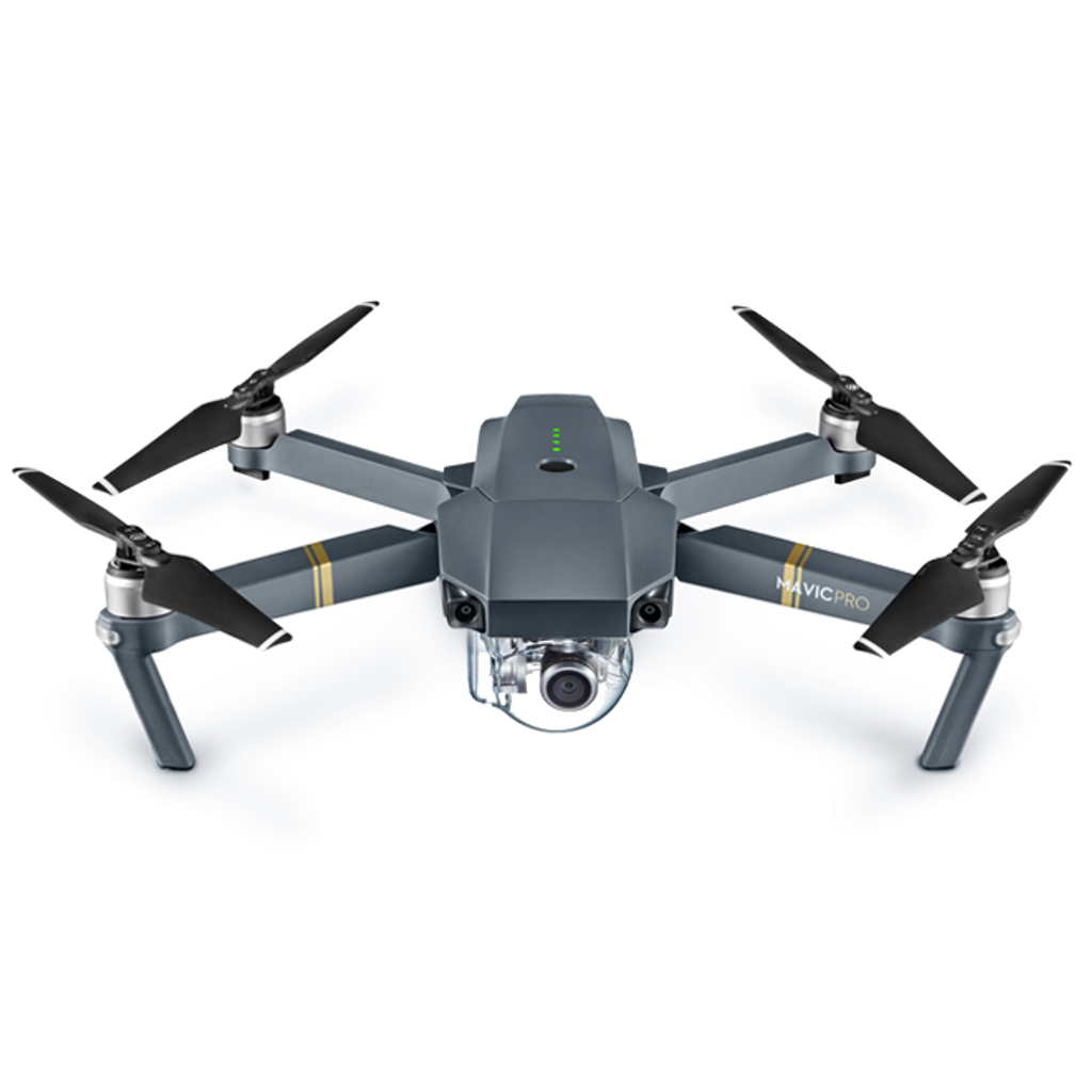 Mavic Pro Fly More Combo (Refurbished Unit)