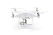 Phantom 4 Advanced Aircraft (Excludes Remote Controller and Battery Charger)