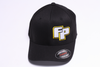 FP4000 FP Logo Flexfit Hat Black (L/XL)