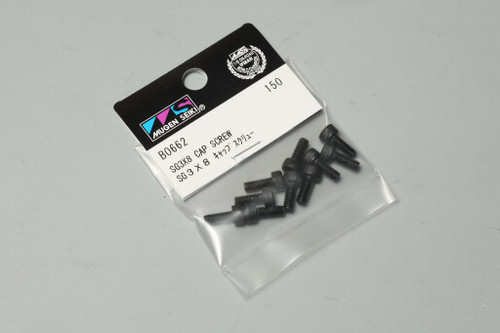B0662 M 3x8 Cap Screw