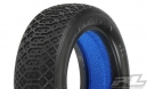 P8239-17 Electron 2.2 2wd MC (Clay) Off-Road 1:10 Buggy Front Tires (2)