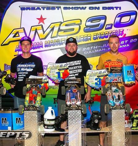 Maifield Wins AMS 9.0