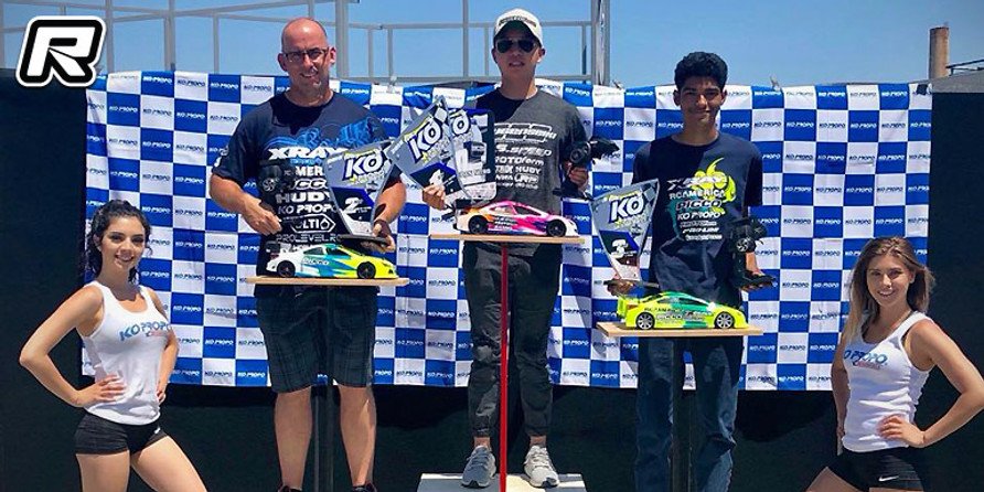 JJ Wang wins 200mm class at KO Grand Prix with MTX-6R