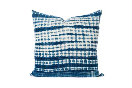 Indigo Pillow 22 - 1452