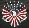 Bushcraft Outfitters Stars & Stripes Eagle T-shirt