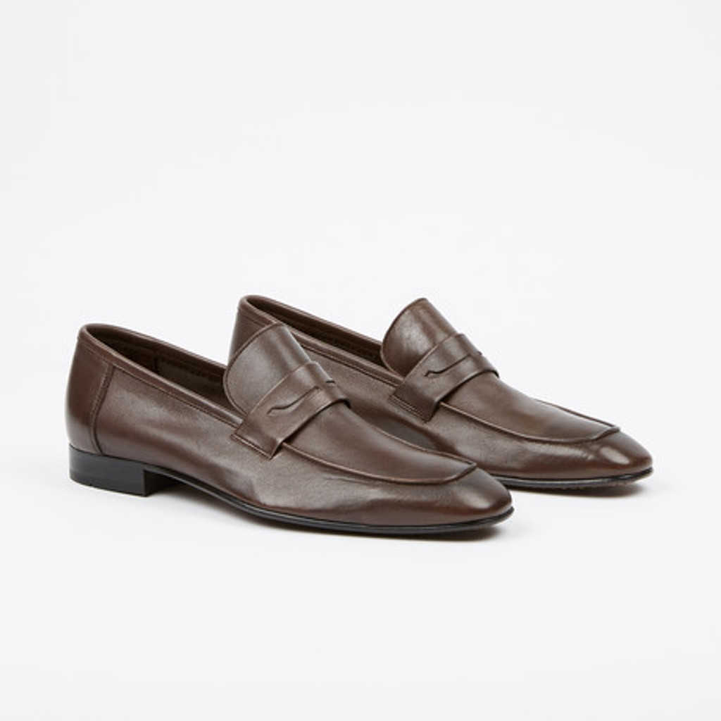 Fertini  2043 Penny Loafer-Brown