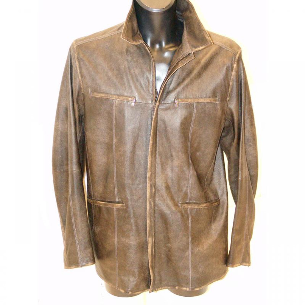 Gimo'S 55111 Jacket Brown