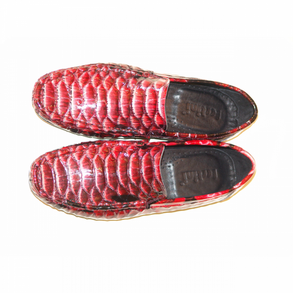 Pelle Line Exclusive 650 slipon Red