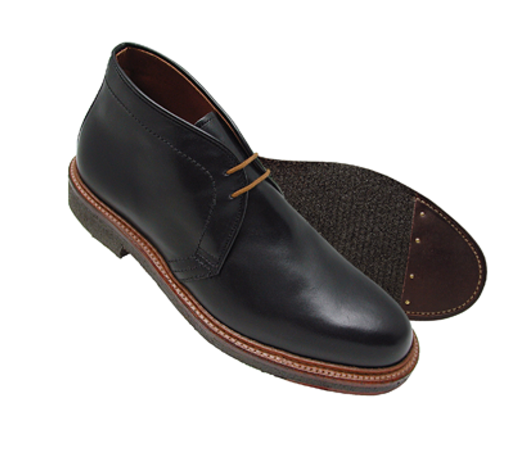 Alden 1247  Plain toe  All weather walker Chukka boot