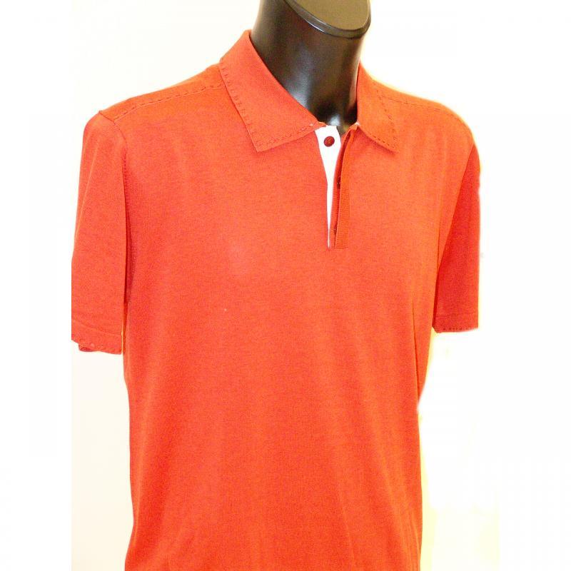 Pelleline 27601 Polo Shirt Orange