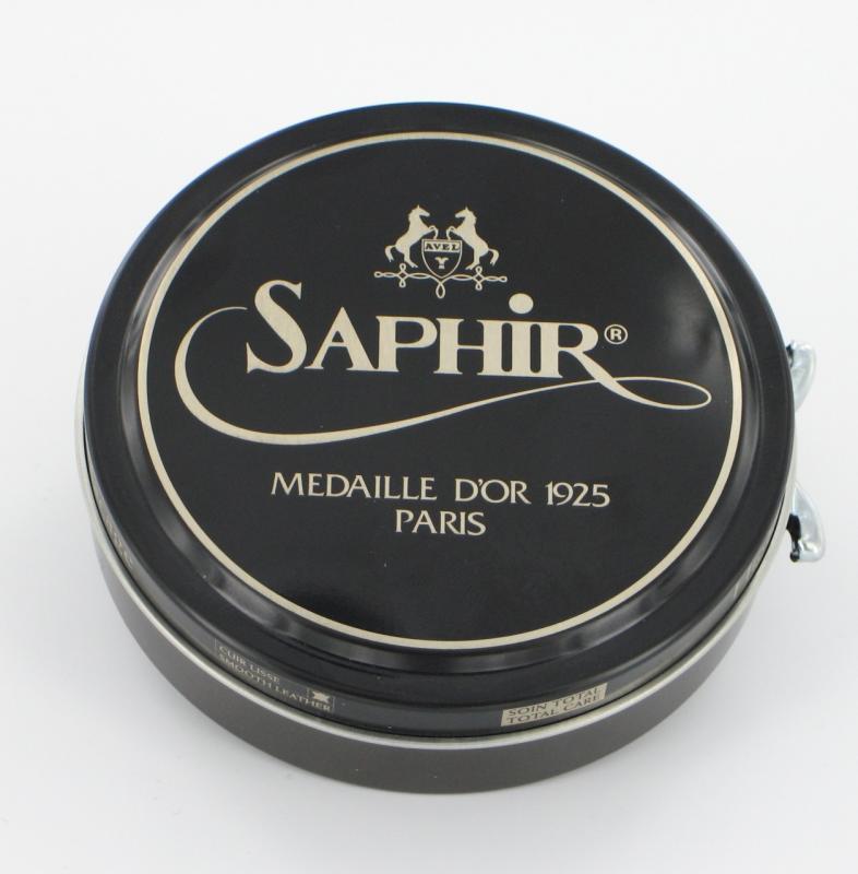 Saphir Medaille D'Or Wax Glacage Polish 50Ml.