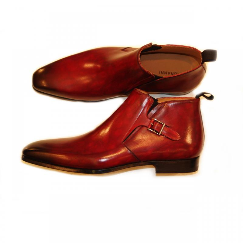 Magnanni Exclusive 6654 Ankle Boot Red