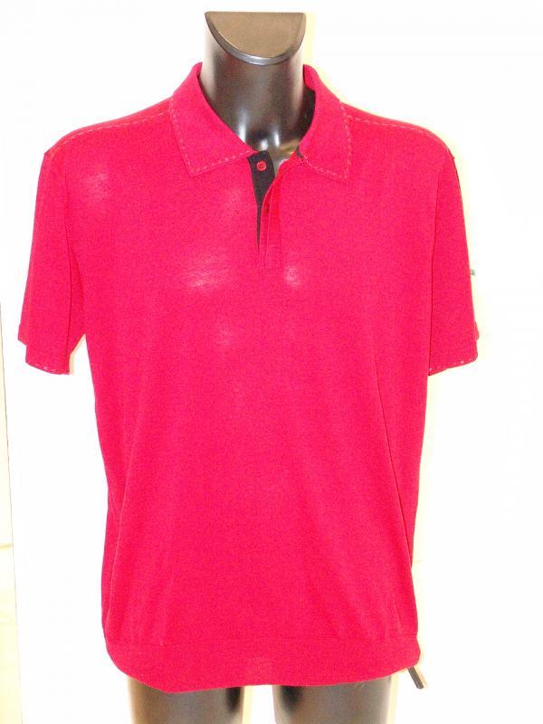 Pelleline 27601 Polo Shirt Red