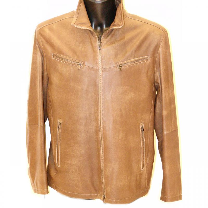 Gimo'S 55070 Jacket Brown