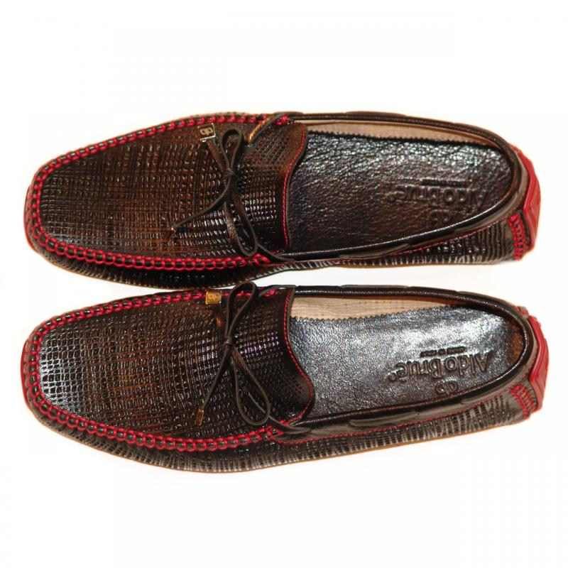 Aldo Brue Roberto Perf Black/Red