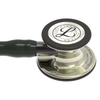 Littmann Cardiology IV Stethoscope, Champagne Smoke Black, 6179