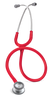 Littmann Classic II Pediatric Stethoscope, Red, 2113R