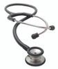 ADC 604 Stainless Pediatric Stethoscope, Black, 604BK