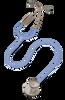 Littmann Lightweight II S.E. Stethoscope, Ceil Blue, 2454