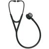 Littmann Cardiology IV Stethoscope, Black Blue, 6201