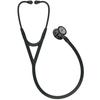 Littmann Cardiology IV Stethoscope, Smoke Black Champagne, 6204