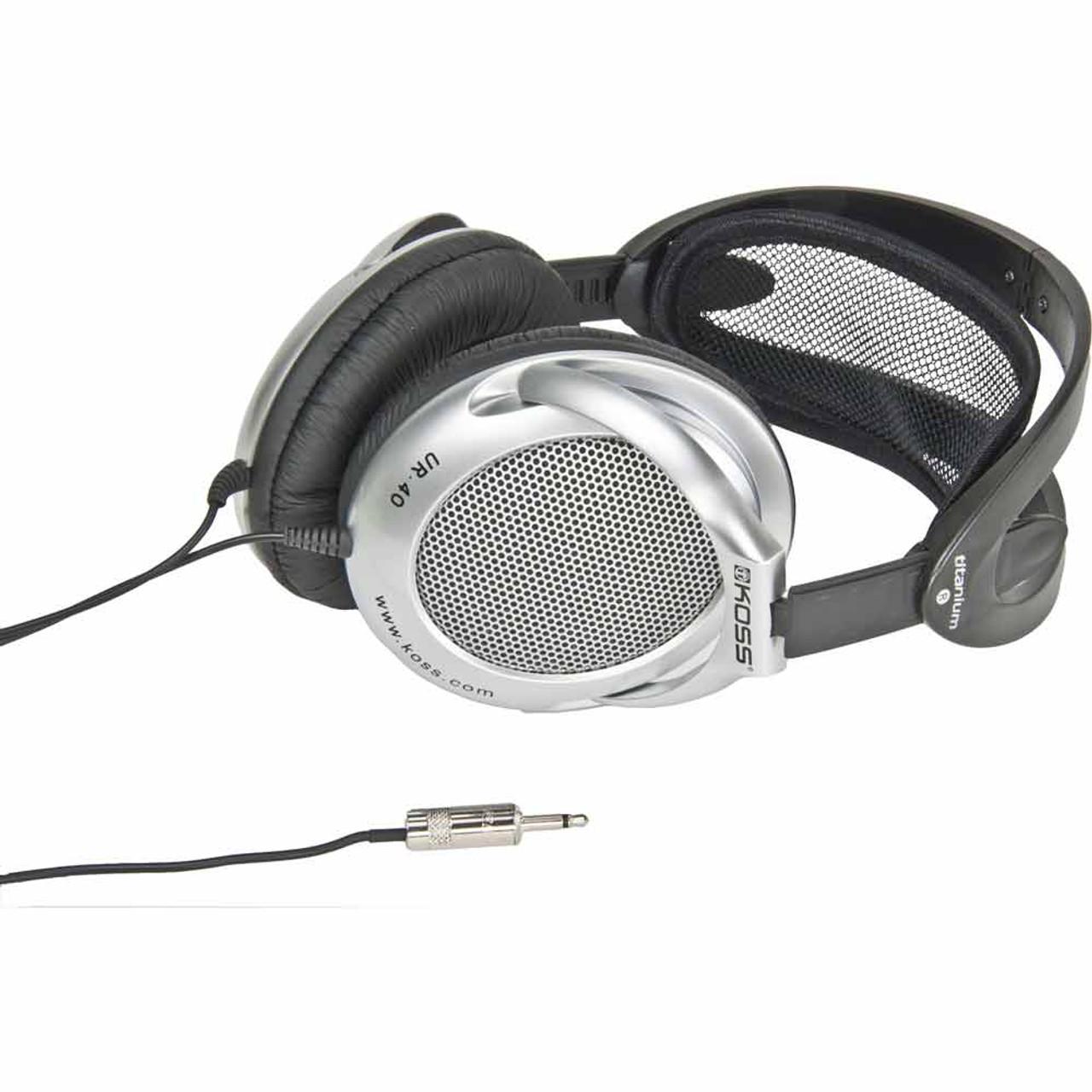 Cardionics 718-0408 E-Scope Large Headphones