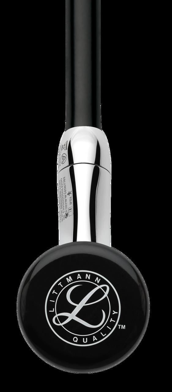 Littmann Electronic Stethoscope Model 3200, Black, 3200BK27