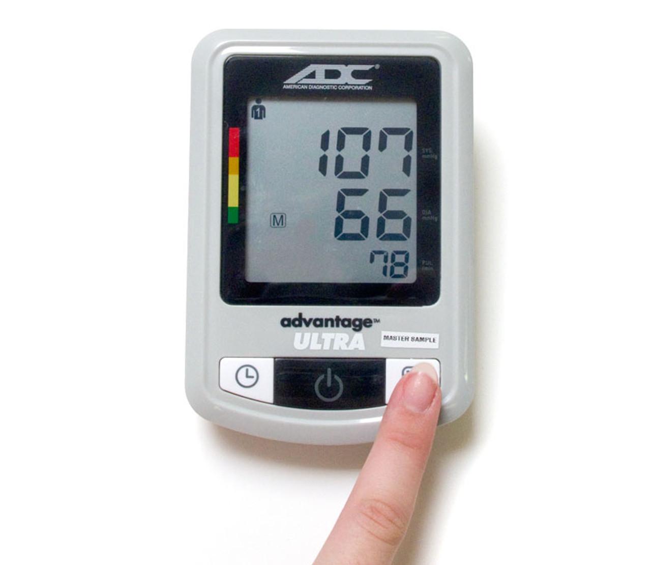 ADC 6022N Advantage? Plus Automatic BP Monitor