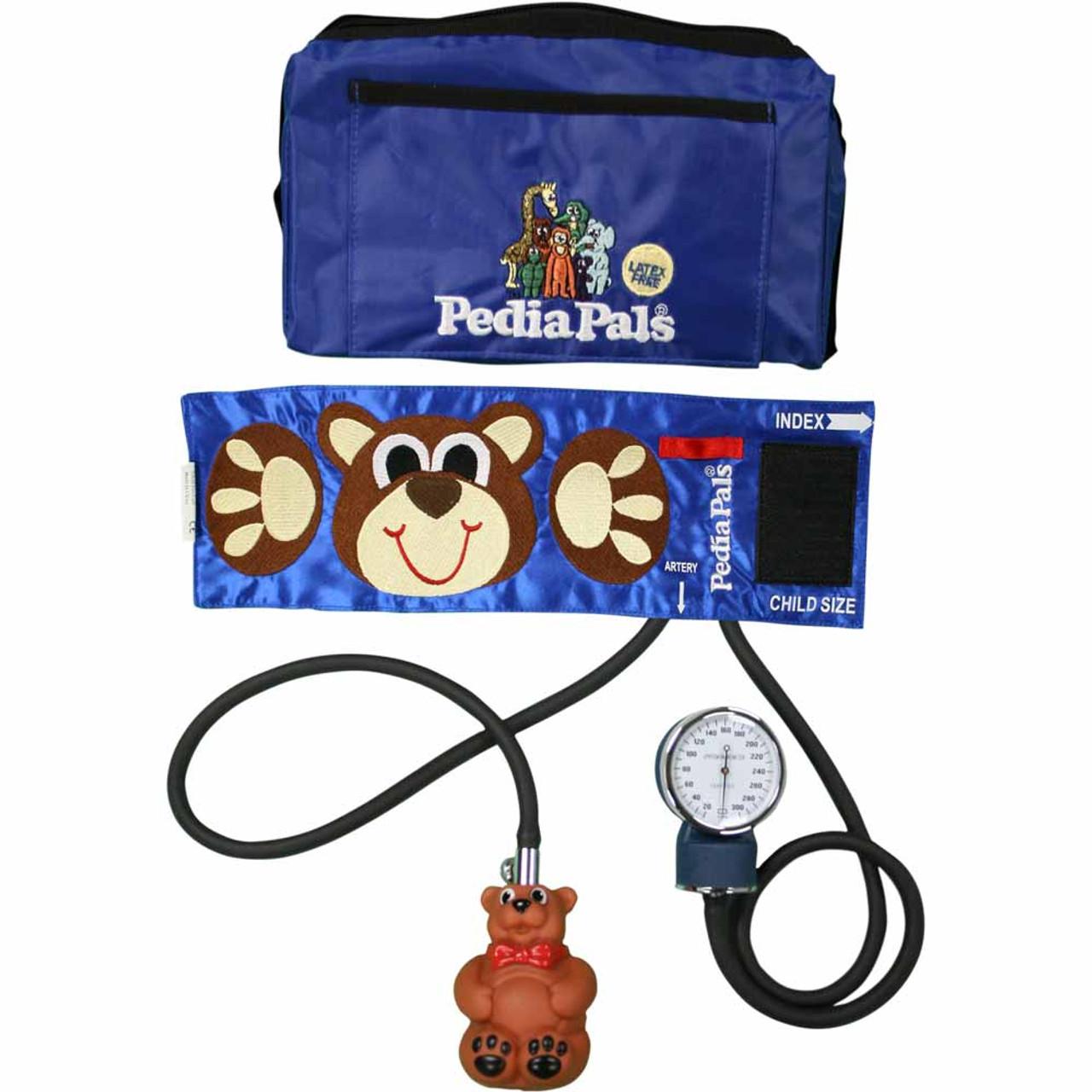 PediaPals Benjamin Bear Blood Pressure Kit Infant