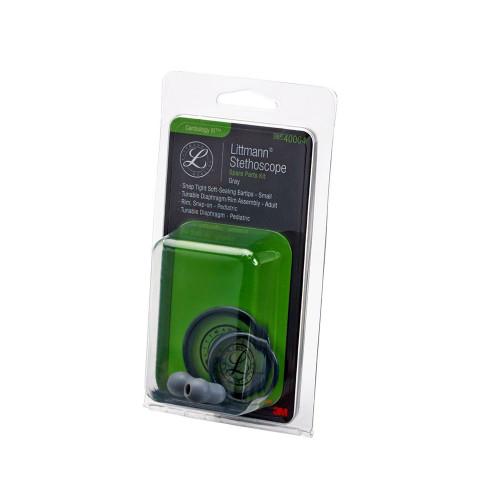 3M Littmann Stethoscope Spare Parts Kit, Cardiology III, Grey, 40004