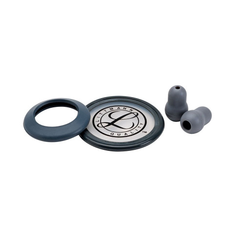 3M Littmann Stethoscope Spare Parts Kit, Classic II SE, Gray, 40006