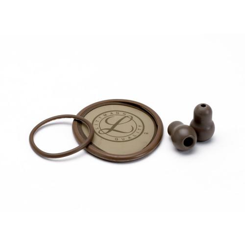 3M Littmann Stethoscope Spare Parts Kit, Lightweight II S.E., Light Brown, 40021