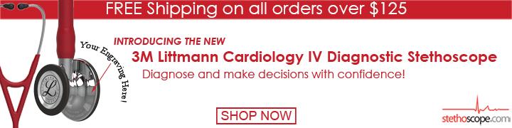Buy Littmann Cardiology IV online at Stethoscope.com
