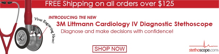 Littmann Cardiology IV Diagnostic Stethoscope