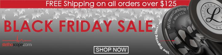 Stethoscope Black Friday Sale