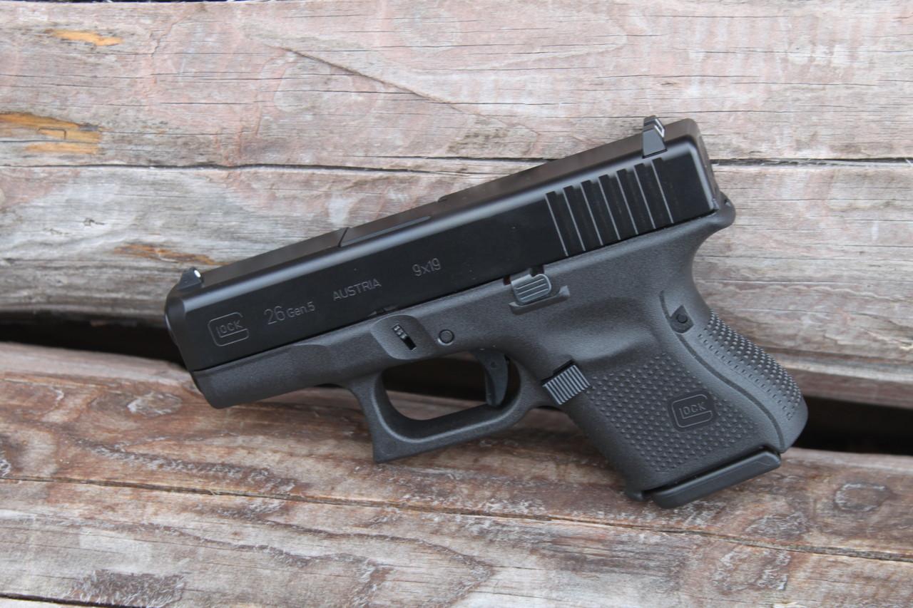 Glock / 26 Gen 5 (9mm) - NEW - DEARBORN OUTDOORS